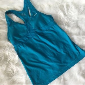 Nike Dri-Fit Blue size M Athletic Tank